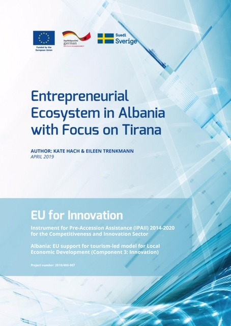 Entrepreneurial Ecosystem in Albania with Focus on Tirana